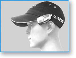 CREW CAP & CLIP LIGHT