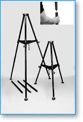 JIB TRIPOD EXTENSION LEGS